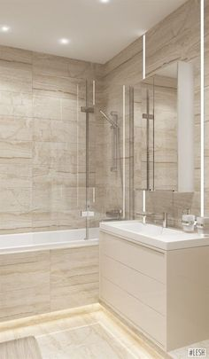 33 The Insider Secret On Bathroom Remodel Ideas You MUST See For Your Lovely Home Discovered 36 - homevignette Family Bathroom, Bathroom Wall Decor, Bathroom Layout, Small Bathroom, Tan Bathroom, Bathroom Ideas, Modern Bathroom Design, Bathroom Interior Design, Interior Door