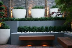 Court Yard Garden in Holborn, London. Designed and Build by Maria Ornberg at Greenlinesdesign.co.uk