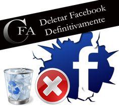 Deletar Facebook definitivamente (New) | canalforadoaroficial