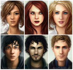 The cast of The Lunar Chronicles.