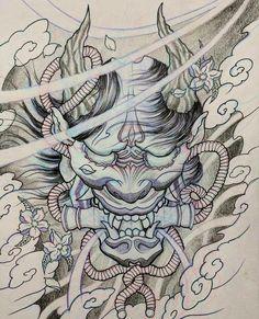 japanese sleeve tattoos ideas Source by mahithpere Our Reader Score[Total: 0 Average: Related photos:Tattoo Artist Specializing In Small Tattoos Near Me sleeve temple & japanischer Ärmeltempel & te. Oni Tattoo, Raijin Tattoo, Samurai Maske Tattoo, Hannya Maske Tattoo, Kunst Tattoos, Neue Tattoos, Tattoo Drawings, Japanese Demon Tattoo, Japanese Sleeve Tattoos