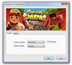 Games, Movies, Music, Send Free SMS And Much More...: Subway Surfers For PC