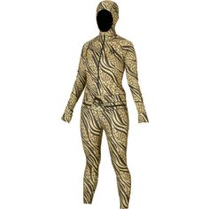 Airblaster Ninja Suit. The best underwear for snowboarding.