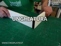 L'unghiatura: come unire due legni con un taglio a 45°