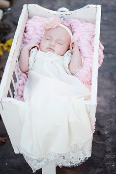 Garage Sales R Us: Lillyamae's Blessing Dress