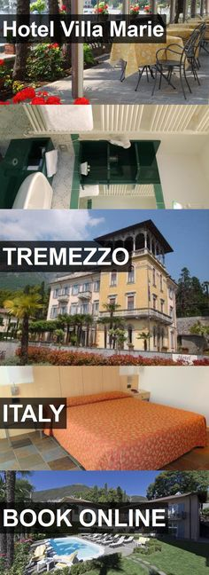 Hotel Hotel Villa Marie in Tremezzo, Italy. For more information, photos, reviews and best prices please follow the link. #Italy #Tremezzo #HotelVillaMarie #hotel #travel #vacation