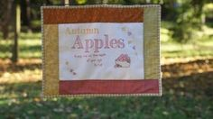 Awesome Apples - Mandy's Country Mouse