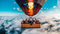 GoPro Channel | Above the Clouds