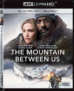 The Mountain Between Us (2017) (4K Ultra HD + Blu Ray) (English Subtitled) (Hong Kong Version)