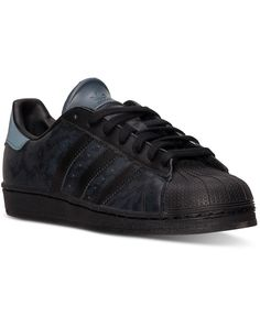 adidas Mens Superstar Le Camo Casual Sneakers from Finish Line