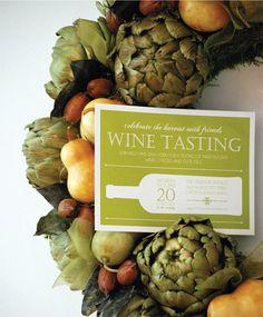 wine & cheese tasting party ideas  #thepartydressmagazine