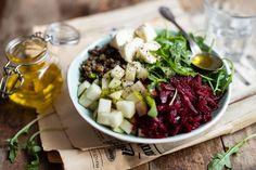 Un délicieux bowl pour se faire du bien en se faisant plaisir ! Healthy Bowl, Cabbage, Vegetables, Eat, Food, Yummy Recipes, Green Lentils, Nutritional Value, Essen