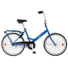 Jopo bicycle, blue-white  Manufacturer: Helkama