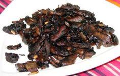 Sauteed Steak-House Style Mushrooms