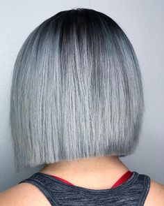 """It can not be repeated enough, bob is one of the most versatile looks ever. We wear with style the French """"bob"""", a classic that gives your appearance a little je-ne-sais-quoi. Here is """"bob"""" Despite its unpretentious… Continue Reading → Modern Bob Haircut, Wavy Bob Haircuts, Line Bob Haircut, Asymmetrical Bob Haircuts, Bob Hairstyles For Fine Hair, Modern Bob Hairstyles, Layered Hairstyle, Short Haircut, Layered Haircuts"""