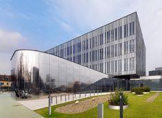 Gallery of Intercollegiate School of Biotechnology / Warsztat Architektury Pracownia Autorska Krzysztof Kozłowski - 2