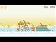 Angry Birds video game Episode 67 #angrybirds #Rovio #Birds #Android #Ga...