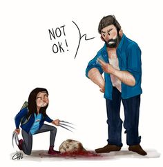 """Not OK ! """"Logan and Laura"""""""
