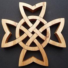 Celtic Cross Trivet/ Potholder | wowthankyou.co.uk £25.00