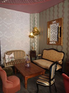 Madeleine tearoom in France