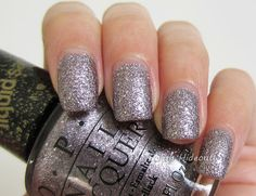 The Polish Hideout: OPI Baby Please Come Home