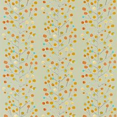 Scion - Designer Fabric and Wallpapers | Products | Berry Tree (NMEL120052) | Melinki One Fabrics