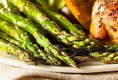 Vitamin K is an essential nutrient that helps your blood clot and your bones grow the way they should. Vegetables are your best source of dietary vitamin K and #asparagus is one of the key veggies!  >>> http://qoo.ly/cnnfu