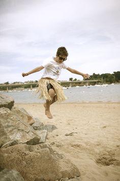 surf style, vahiné, playa, plage, beach, cool, fun kids, cute
