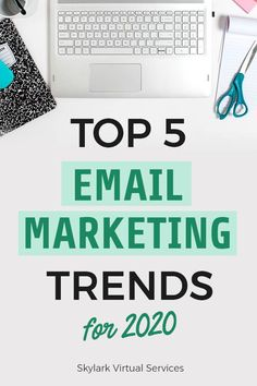 Entrepreneur Inspiration Discover 7 Top Email Marketing Trends to Watch in 2020 Marketing Digital, Best Email Marketing, Social Marketing, Whatsapp Marketing, Email Marketing Design, Email Marketing Campaign, Email Marketing Strategy, Email Design, Business Marketing