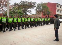 La Razón (Bolivia) | Santa Cruz estrena moderno módulo policial y Romero dice que es el más grande de su historia