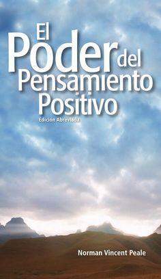 EL PODER DEL PENSAMIENTO POSITIVO - NORMAN VINCENT PEALE