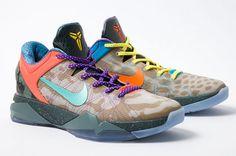 """Nike Zoom Kobe VII """"What the Kobe"""""""
