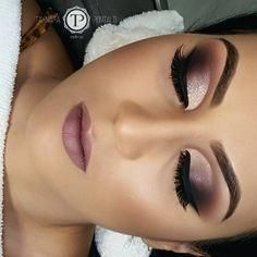 We have found several of the most popular looks to assist highlight your beautiful blue eyes Sexy and smokey eye makeup looks are taking the fashion globe by storm. Click above VISIT link for more details -- Natural eye makeup Inspired Make Up to Slay Ho Glamorous Makeup, Glam Makeup, Makeup Kit, Hair Makeup, Makeup Bags, Makeup Products, Makeup Ideas, Cute Makeup, Gorgeous Makeup