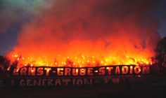 1. FC Magdeburg, Pyrotechnik #Magdeburg #Fußball #Pyrotechnik #legalisieren