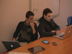 Mourad B & Naoufal L. : Mobile