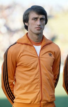 Rob Rensenbrink of Holland prior to the FIFA World Cup match between Scotland and Holland in Mendoza, 11th June 1978. Scotland won 3-2.