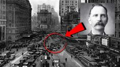 The Strange Case of Rudolph Fentz: The Man Who Traveled to the Future and Was Run Over (proof of time travel) Rudolph Fentz, Time Travel Proof, Times Square, Nova, Archaeological Discoveries, Interesting History, Ancient Civilizations, Victorian Fashion, Yorkie