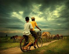 - Indonesian Country Life by Teuku Jody Zulkarnaen  <3 <3