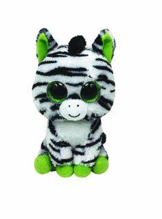 Beanie Boos ~ Zig - Zag - zebra Wild fur is what you see I have crazy stripes all over me! Ty Boos, Ty Beanie Boos, Ty Teddies, Big Eyed Stuffed Animals, Ty Peluche, Beanie Boo Birthdays, Ty Animals, Rare Beanie Babies, Beenie Babies