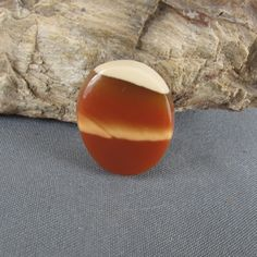Beautiful Bruneau Jasper Cabochon nice little by @Mary Lou Noble Wilson, $18.00