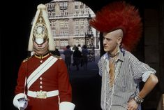 Punk London is a year-long festival celebrating 40 years of icons and fans in the capital.
