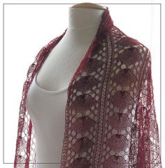 Saint Ninian shawl - Monique Boonstra