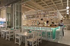 Gallery of Bellopuerto Reforma Restaurant / Estudio Atemporal - 17