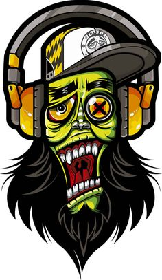 ZOMBI HOP HOP on Behance