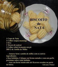 Biscoitos …