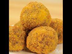 Garlic Chicken Cheese Balls
