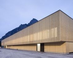 Sportzentrum, Sargans, SG