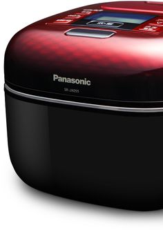 Panasonic #red #texture