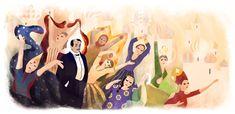 Sergei Diaghilev születésének 145. évfordulója