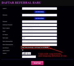 Cara Daftar Referral di Situs Poker Online Indonesia